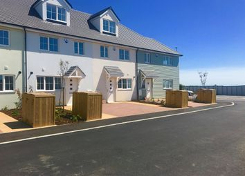 Thumbnail 3 bed town house for sale in Friars Close, Peacehaven