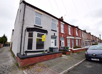 Thumbnail 3 bed end terrace house to rent in Marlwood Avenue, Wallasey, Merseyside