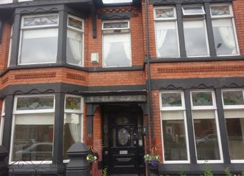 Thumbnail 4 bed terraced house to rent in Queens Drive, Walton, Liverpool