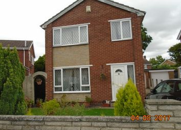 Thumbnail 3 bed detached house to rent in Grange Park, Kirk Sandall, Doncaster