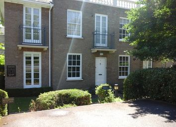 Thumbnail 2 bed flat to rent in Theydon Bower (Sc), Epping