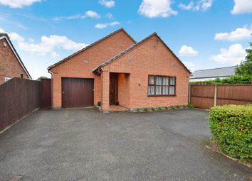 Thumbnail 2 bed bungalow for sale in Red Hill Lane, Thurmaston, Leicester