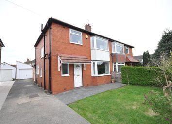 Thumbnail 3 bed semi-detached house for sale in Elm Avenue, Ashton, Preston, Lancashire