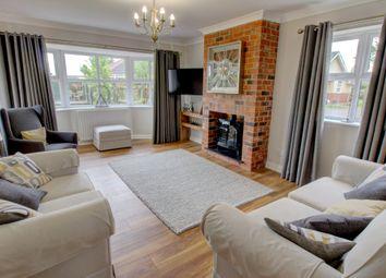 Thumbnail 5 bed bungalow for sale in Lawn Court, Green Lane, Ashington