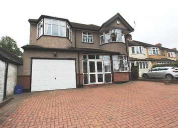 Thumbnail 6 bed detached house for sale in Stanley Park Road, Carshalton