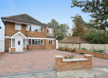 Thumbnail 5 bed detached house to rent in Ashbourne Road, London