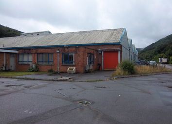 Thumbnail Industrial to let in Chapel Farm Industrial Estate, Cwmcarn, Newport