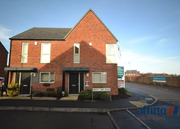 Thumbnail 2 bed semi-detached house to rent in Beech Tree Road, Wolverhampton