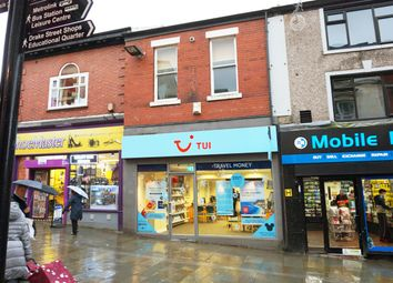 Thumbnail Retail premises for sale in Yorkshire Street, Rochdale
