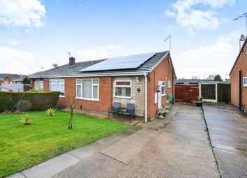 Thumbnail 2 bed bungalow for sale in Thornham Crescent, Kirkby-In-Ashfield, Nottingham, Nottinghamshire