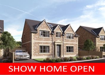 Thumbnail 5 bed detached house for sale in 4 The Plains, Scotby, Carlisle