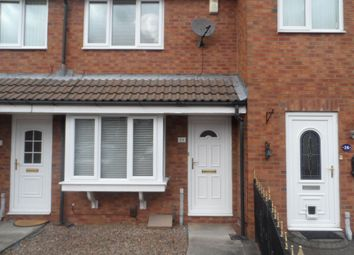 Thumbnail 2 bed terraced house for sale in Hunter's Court, Wallsend