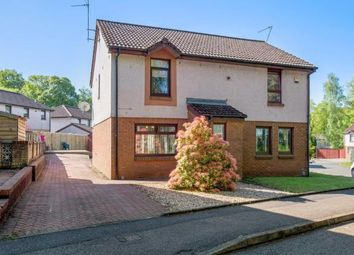 Thumbnail 3 bed semi-detached house for sale in Springfield Park, Johnstone, Renfrewshire, .