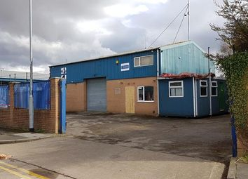 Thumbnail Light industrial for sale in Winch House, Wiltshire Road, Hull