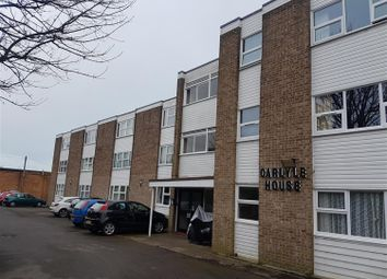 Thumbnail 1 bed flat to rent in Carlyle House, Worthing, West Sussex