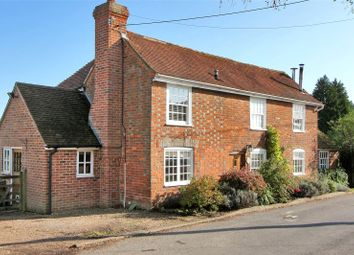 Thumbnail 4 bed detached house for sale in Long Mill Lane, Dunks Green, Nr Plaxtol, Kent