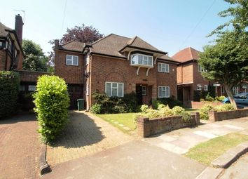 Thumbnail 6 bed detached house to rent in Cedars Close, Hendon