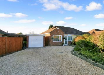 Thumbnail 3 bedroom semi-detached bungalow for sale in Osborne Road, Warsash, Hampshire