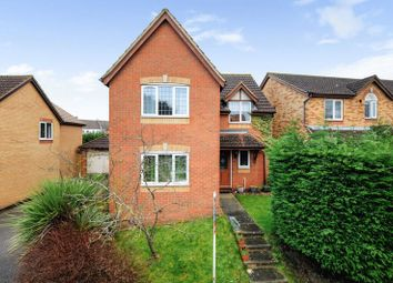 Thumbnail 4 bedroom detached house for sale in Faraday Close, Upton, Northampton