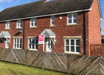 Thumbnail 3 bed end terrace house for sale in Bancroft Avenue, Lindsayfield, East Kilbride