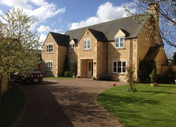 Thumbnail 5 bed detached house to rent in Alston Court, Langtoft, Market Deeping, Lincolnshire