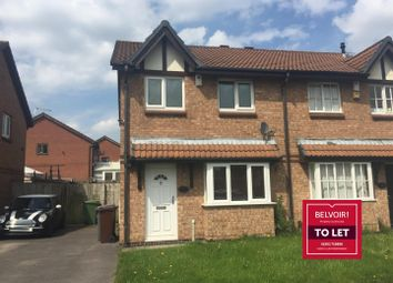 Thumbnail 3 bed semi-detached house to rent in Carshalton Grove, Wolverhampton