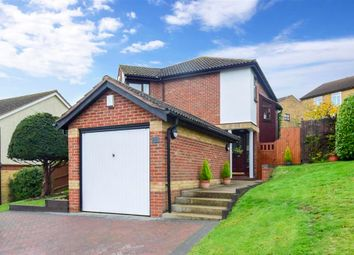 Thumbnail 3 bed detached house for sale in Seaview Avenue, Basildon, Essex