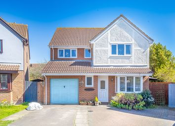 Thumbnail 4 bed detached house for sale in Rowarth Avenue, Kesgrave, Ipswich