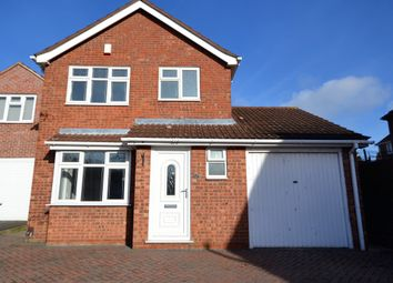 Thumbnail 3 bed detached house to rent in Somerset Avenue, Leicester