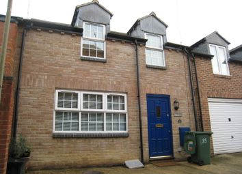 Thumbnail 3 bedroom terraced house to rent in Walton Street, Oxford