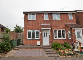 2 bed semi-detached house for sale in Best Close, Wigston LE18