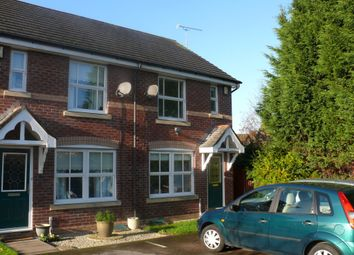 Thumbnail 2 bedroom terraced house to rent in Whitewell Close, Nantwich, Cheshire