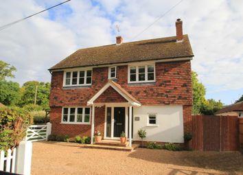 Thumbnail 3 bed detached house for sale in Quaker Lane, Court Stile, Cranbrook, Kent