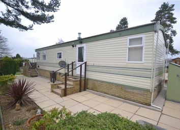 Thumbnail 2 bed mobile/park home for sale in Fern Walk, Shireburn Park, Clitheroe