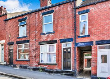 Thumbnail 3 bed terraced house for sale in Haughton Road, Sheffield