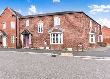 Thumbnail 3 bed terraced house for sale in Burge Meadow, Cotford St. Luke, Taunton