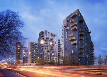 Thumbnail 1 bed flat for sale in Lumire, Barking Road, Rathbone Market, Canning Town, London