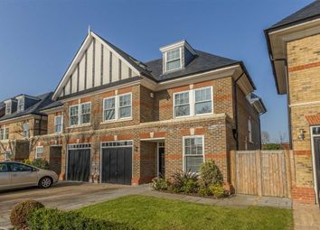 Thumbnail 4 bed property for sale in Ormond Avenue, Hampton, Middlesex