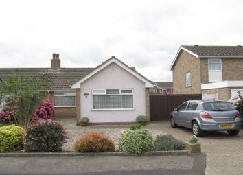 Thumbnail 2 bed semi-detached bungalow for sale in South Close, Gosport