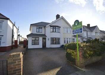 Thumbnail 4 bed semi-detached house for sale in Hanworth Road, Whitton, Hounslow