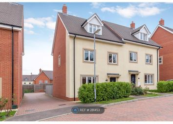 Thumbnail 4 bed semi-detached house to rent in Bushfield Court, Bedford