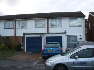 Thumbnail Studio to rent in Willow Wood Crescent, London