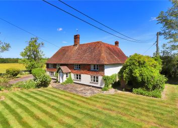New House Lane, Headcorn, Kent TN27. 4 bed detached house for sale
