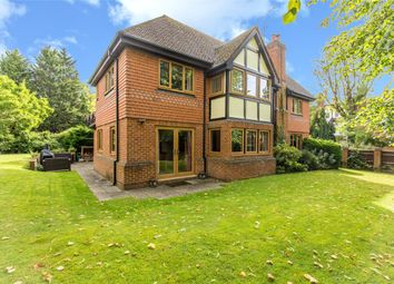 Thumbnail 5 bed detached house for sale in Gresham Close, Oxted, Surrey