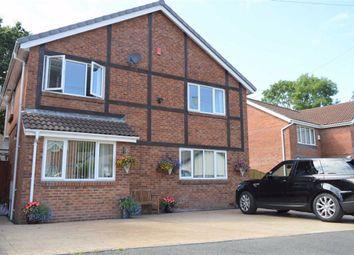 Thumbnail 4 bed detached house for sale in Ffordd Alltwen, Gowerton, Swansea