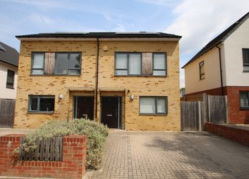 Thumbnail 3 bed semi-detached house to rent in Larch Way, Bromley