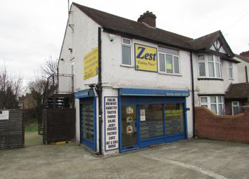 Thumbnail Restaurant/cafe to let in Zest, 908 Dunstable Road, Luton, Bedfordshire