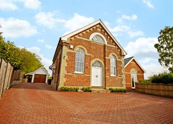 Thumbnail 5 bed detached house for sale in Hill Green, Clavering, Saffron Walden, Essex