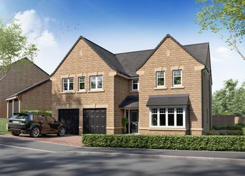 """Thumbnail 5 bedroom detached house for sale in """"Plot 13 - The Dunstanburgh"""" at Crofters Green, Killinghall, Harrogate"""