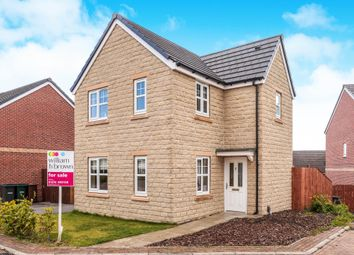 Thumbnail 3 bed detached house for sale in Fallowfield Walk, Bradford